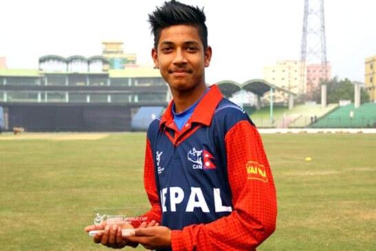 आइपिएल खेल्ने पहिलो नेपाली क्रिकेटर सन्दिप लामिछाने, दिल्लीले कतिमा किन्यो लामिछानेलाई ?
