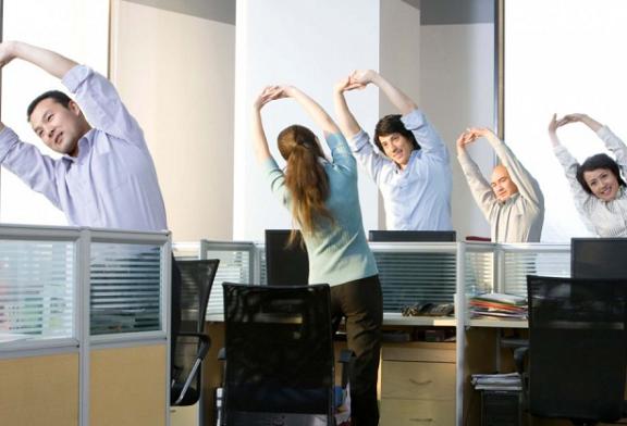 अफिसमा काम गर्नुहुन्छ ? गर्नै पर्ने ५ व्यायाम, जसले शरीरका लागि फलदायक हुन्छ