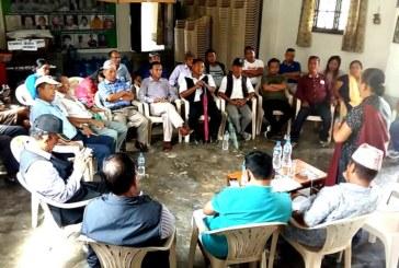 कर बृद्धि विरुद्ध तमुवान—मगराँत संघर्ष समिति आन्दोलित हुदै