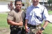 मिस्टर बिन'का छोरा तीन महिना नेपालमा बिताएपछि ब्रिटिश आर्मीको गोर्खाली टोलीमा