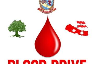 अमेरिकाकाे लंगआईलेण्डमा रक्तदाताकाे जमघट हुँदै