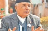 जापान सरकारद्धारा वरिष्ठ नेता पौडेललाई उत्कृष्ट विभुषण