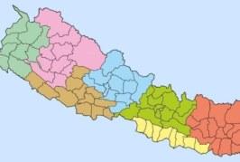 नेपाल सरकारद्वारा कालापानीदेखि लिम्पियाधुरा सहित ७ प्रदेश,७५३ पालिकाकाे नक्सा जारी, सक्दाे शेयर गराैं