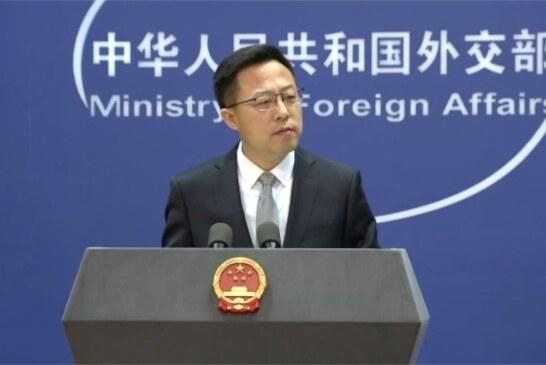 चीनद्वारा बेलायती नागरिक र संस्थामाथि प्रतिबन्ध घोषणा
