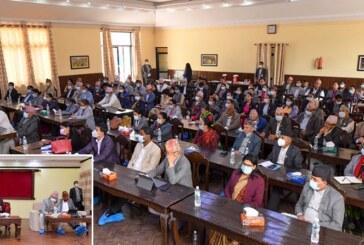 एमाले संसदीय बोर्ड तथा विधान संशोधन समिति गठन, नेपाल पक्षका सांसद पनि सहभागी