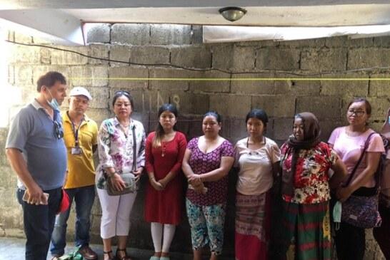 दमदमे,सिधाने,कुज्बीडांडा र मकानपुरका समाजसेबीहरु बाट घरमै नगद र खाधान्न