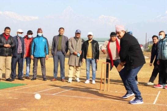 प्रधानमन्त्री कप क्रिकेटका लागि गण्डकी प्रदेशको छनौंट प्रतियोगिता शुरु, कास्कीको विजयी शुरुवात