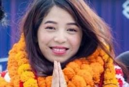 नेपाल स्टारको ताज पोखरेली चेली एलिनालाई पहिराउछौंःसहयोग समिति गुरुङको स्वागतार्थ पोखरामा सांगितीक कार्यक्रम हुने